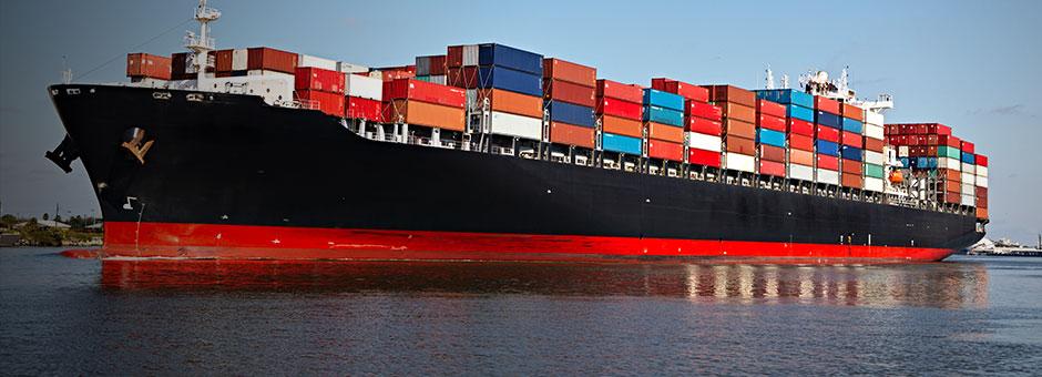International Sea freight